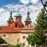 St.-Laurentius-Kirche auf dem Laurenziberg