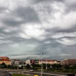 Gewitter in Prag // Cloudporn