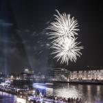 Aquarella 2016 // Feuerwerk