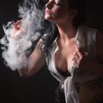 Nele Stumpf // E-Zigarette