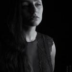 Bemaltes Kind // Low Key Portrait