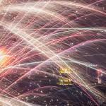 Silvesterfeuerwerk 2016->2017