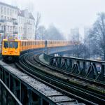 U-Bahn @ Schlesisches Tor