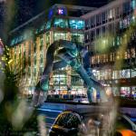 Einheits-Skulptur am Tauentzien