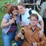 Jenni, Steff und Thomas