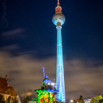 Festival of Lights 2017 // Fernsehturm