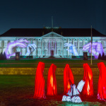 Festival of Lights 2017 // Schloss Bellevue