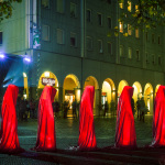 Festival of Lights 2017 // Wächter im Nikolaiviertel