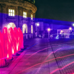 Festival of Lights 2017 // Bodemuseum