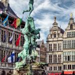 Brabobrunnen Antwerpen