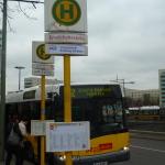 12.01.2012: U2-Ersatzverkehr