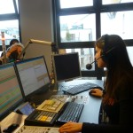 Frl. Hasse on air