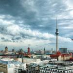 Gewitter über Berlin am 12.06.2019
