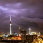 Gewitter am 20.07.2019, Berlin
