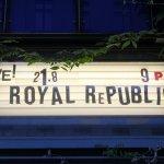 Royal Republic @ Ramones Museum