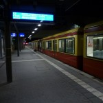 BR481 @ Potsdam Hauptbahnhof