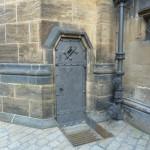 091 Katedrála svatého Víta (St. Vitus Cathedral - Veitsdom) - Door