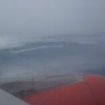 Im Unwetter über Amsterdam