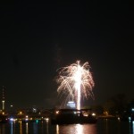 Treptow in Flammen