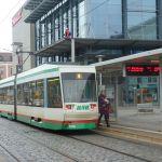 Straßenbahn Magdeburg