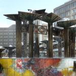 Brunnen am Alexanderplatz