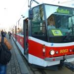 141 Tram - Tatra KT8D5
