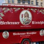 Werderaner Kirschbier