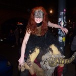 Diablo 3 - Girl on a funny mount thingie