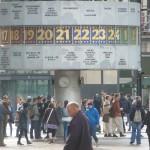 Weltzeituhr @ Alexanderplatz