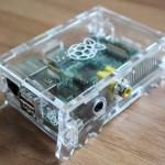 Raspberry Pi in a Case