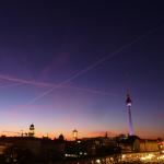 Sonnenuntergang 15.10.2011