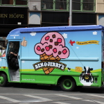 Ben & Jerry's Fair! Ice Tour 2012