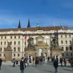 061 Pražský hrad (Prague Castle, Prager Burg)