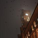 Nebel, 15.11.2012 (Rotes Rathaus, Vögel)