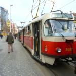 135 Tram - Tatra T3