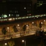 Rumstehende S-Bahn