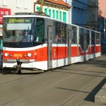 139 Tram - Tatra KT8D5