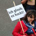 Slutwalk Berlin 2012