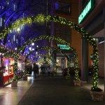 Vorweihnachtszeit am Potsdamer Platz