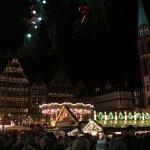 Weihnachtsmarkt an der Hauptwache