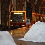 Feinde: S-Bahn und Schnee