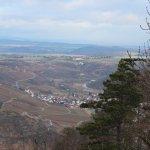 Blick vom Lemberg in Rheinland-Pfalz