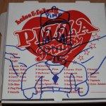 Pizza Pimps malt Pimp-Enten
