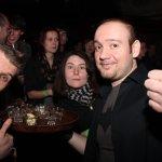 Daniel, Maria, Stefan und der Tequila
