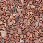 Steine auf dem Rotenfels