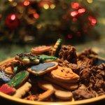 Plätzchen zu Weihnachten