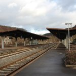 Bad Münster am Stein - Bahnhof