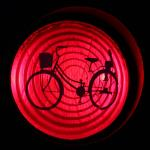 Rotes Licht für Radfahrer