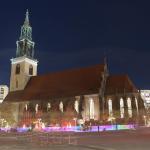 Marienkirche, LightVelo