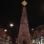 Weihnachtsbeleuchtung Tauentzien